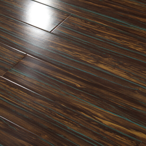China High Quality Crystal Hdf Or Mdf Industrial Laminate Flooring