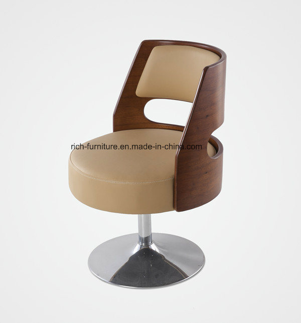High Quality Modern Living Room Wood Dining Leisure Chair pictures & photos