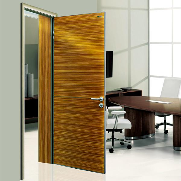 China Internal Office Doors China Wooden Door Aluminum Door