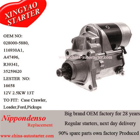 df145bf08 Truck Diesel Engine Repair -- 100% New Starter for Ford (E5TZ11002B)