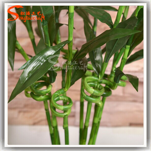 China Indoor Artificial Fake Lucky Bamboo Plants Tree China