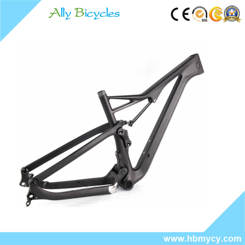 China Carbon Frame Xc Bicycle Full Suspension Frame Warranty ...