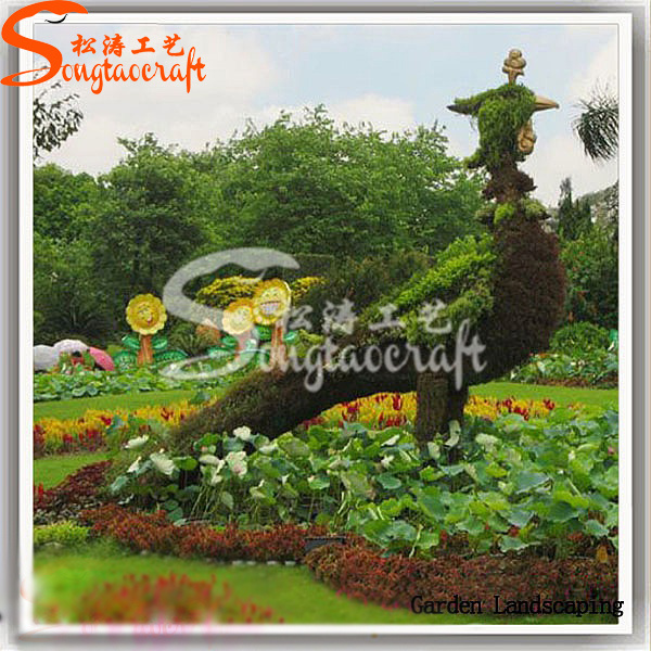China Outdoor Decoration Garden Landscape Topiary Animal China
