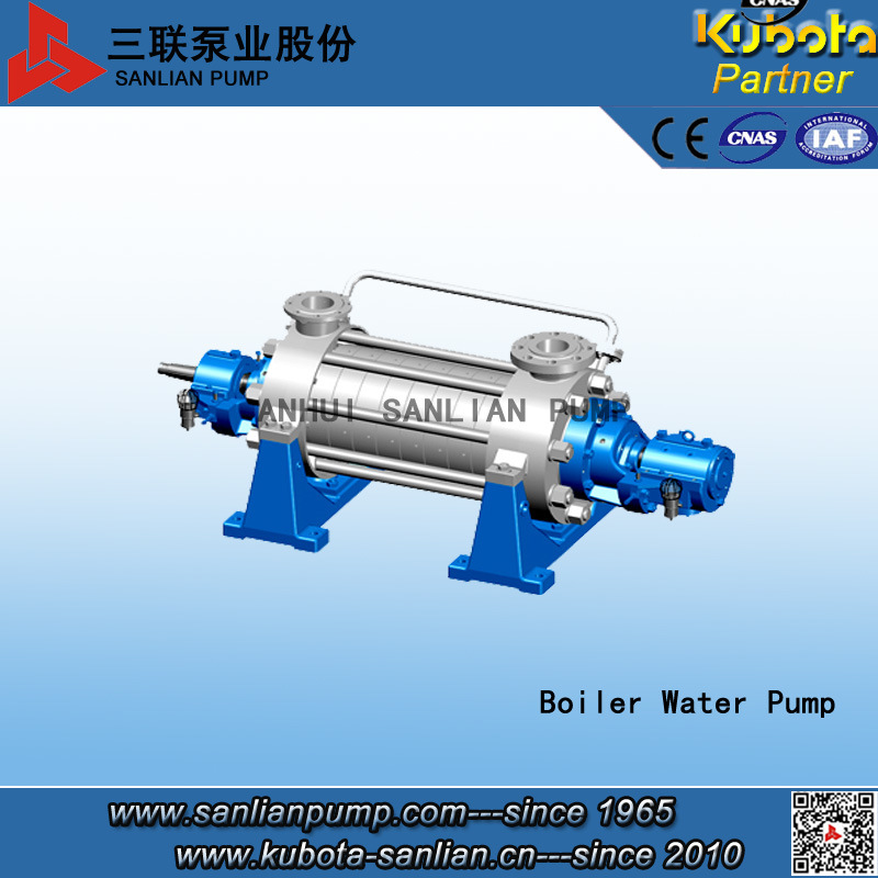 China Dg-Type Sub-High Pressure Boiler Water Pump - China Multistage ...