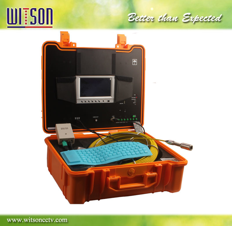 Witson Pipe Inspection Camera with 22mm Stainless Steel Camera (W3-CMP3188DN)