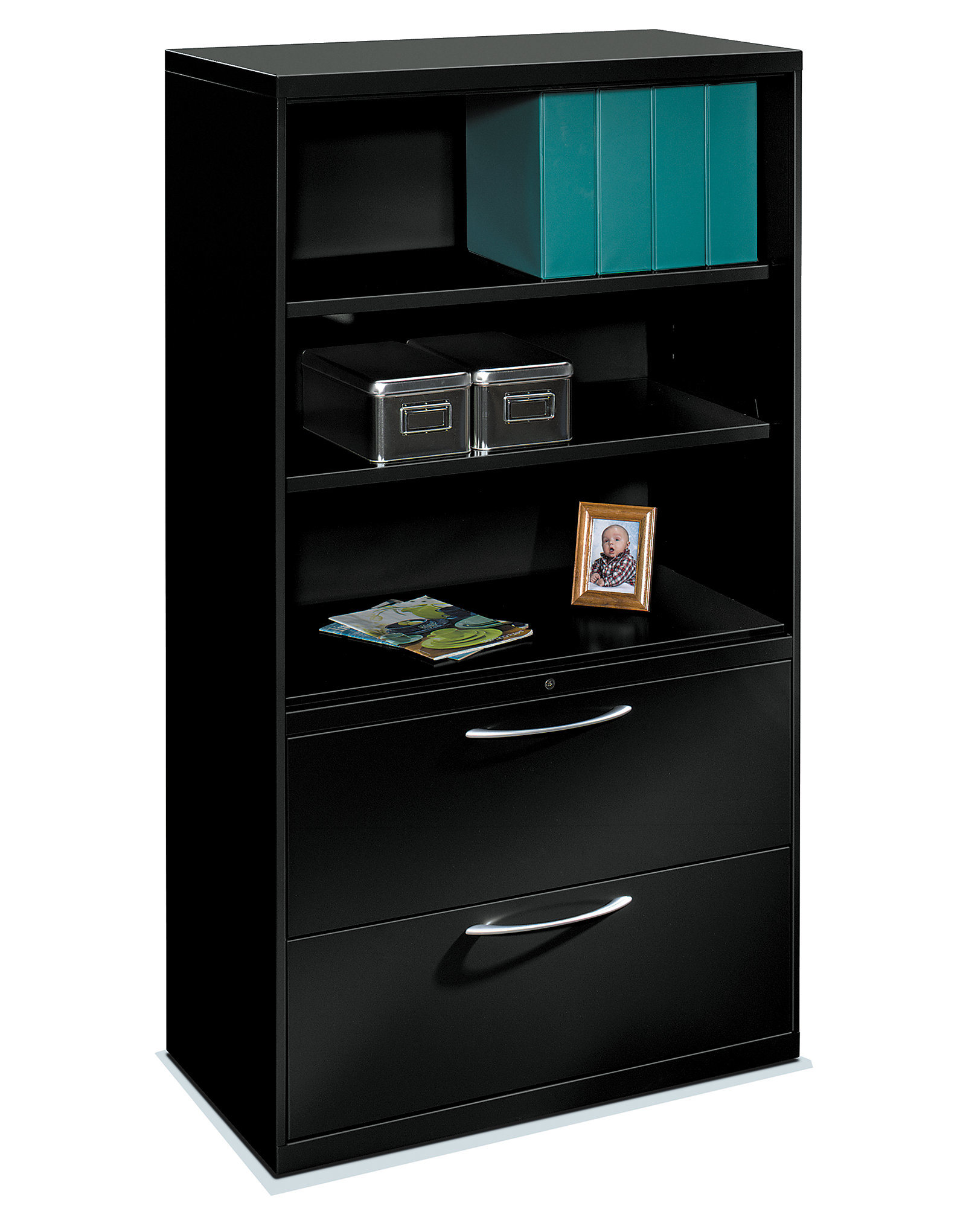 Shelf Lateral File Storage Cabinet