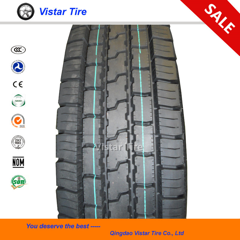 Light Truck Tire and Medium Bus Tire (7.50R16, 8.25R16, 8.25R20)