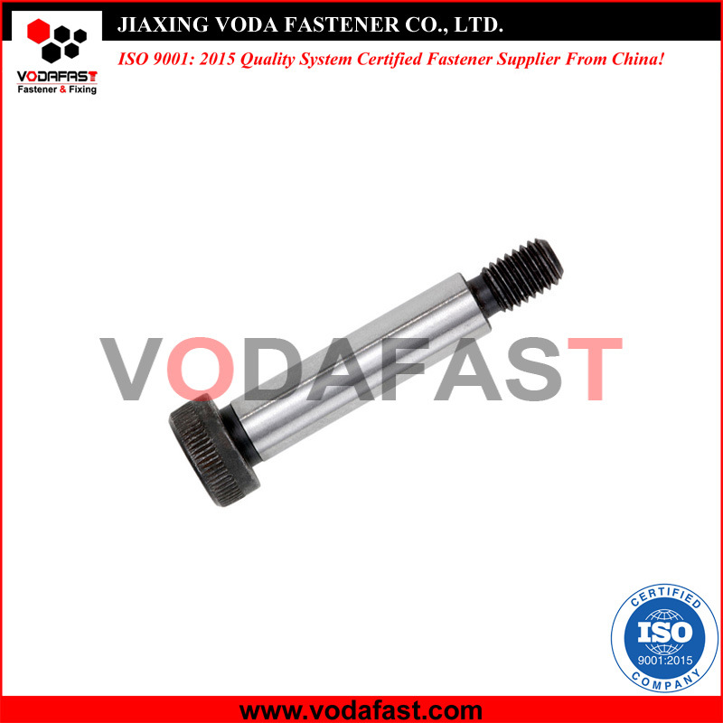 class12.9 Shoulder Bolts Screw ISO7379 Alloy Steel Standard Metric Thread Fasteners - Screw 8mmM6 Length: 8 x 85 m6 10pcs