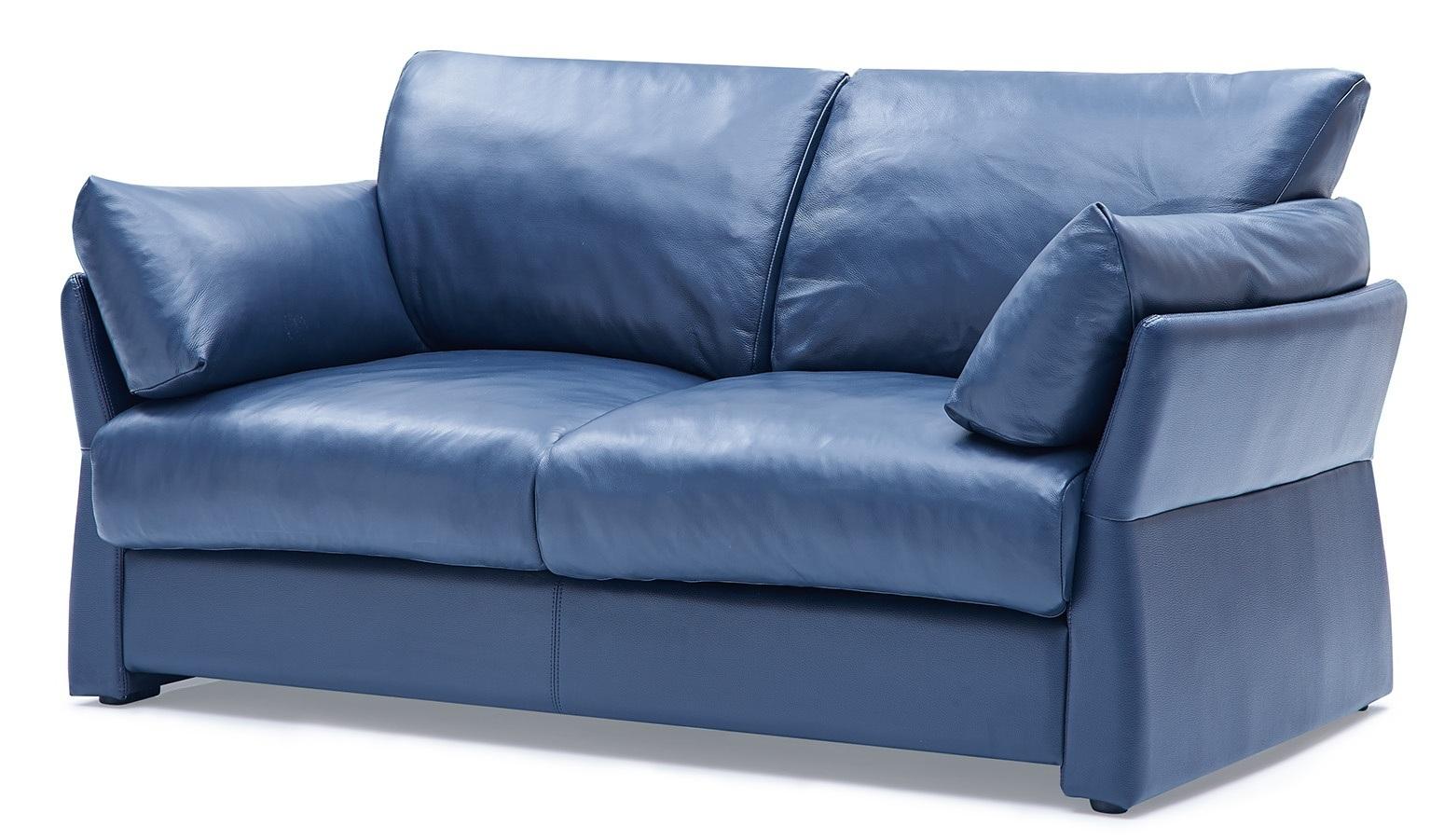 China Leather Sofa Clic French Style