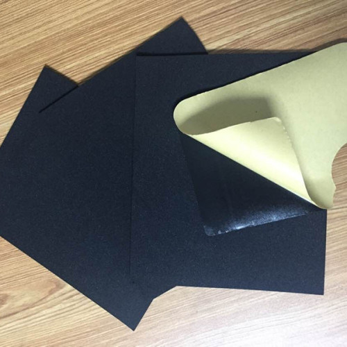 Closed Cell EPDM Rubber Sponge with Adhesive