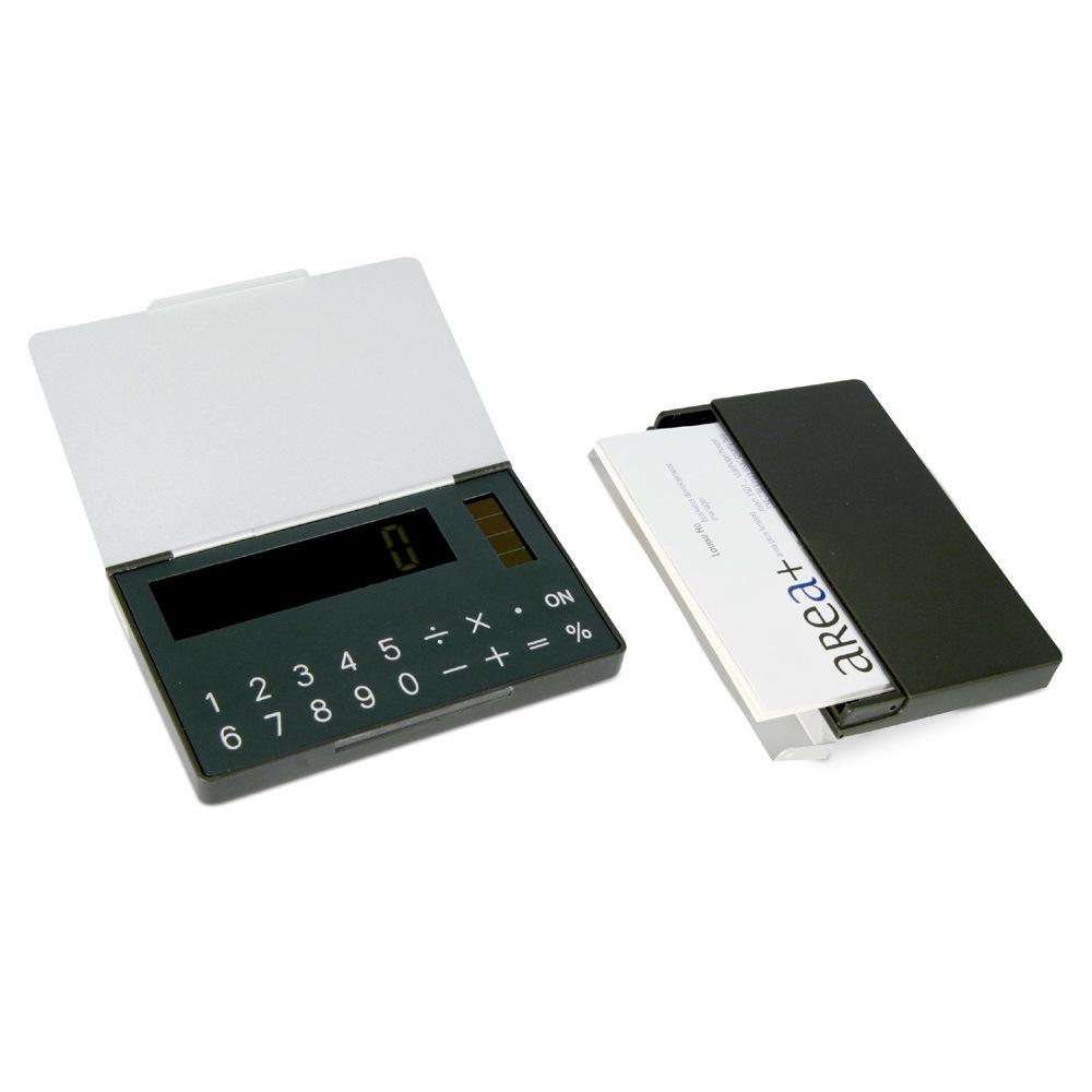 china name card holder with calculator hca7112  china