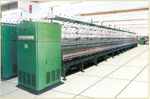 Wool Yarn Twisting Machine (CLJ)