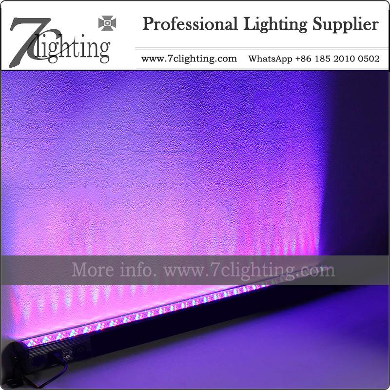 Hot Item 252 Led Wall Wash Dmx Color Bar Linear Lighting For Dj Wedding Backdrop