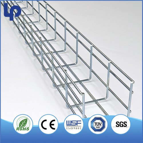 China Stainless Steel 304 316 316L Wire Basket Cable Tray - China ...
