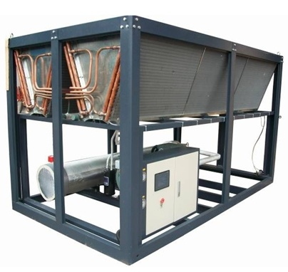 Air Cooled Screw Compressor Water Chiller (FSQ-250A)