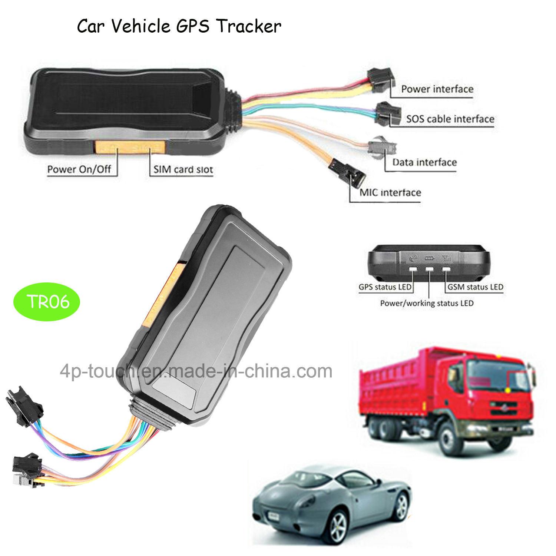 Car Tracker Device >> China 2018 Car Motorcycle Vehicle Gps Tracker Device Tr06 China