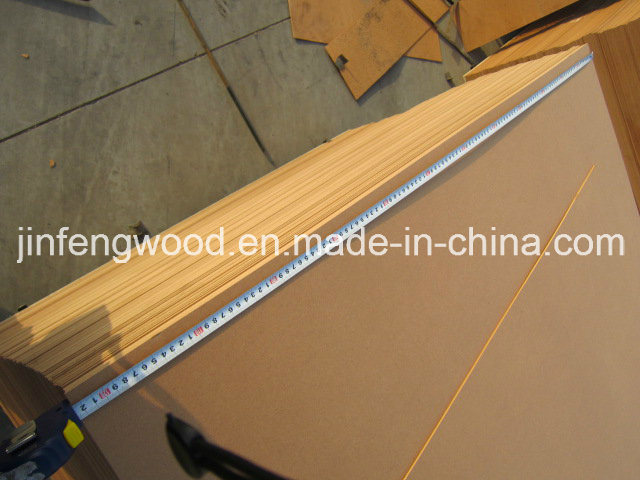 HDF (High density Fiberboard) for Door Decoration (3-7.8mm) pictures & photos