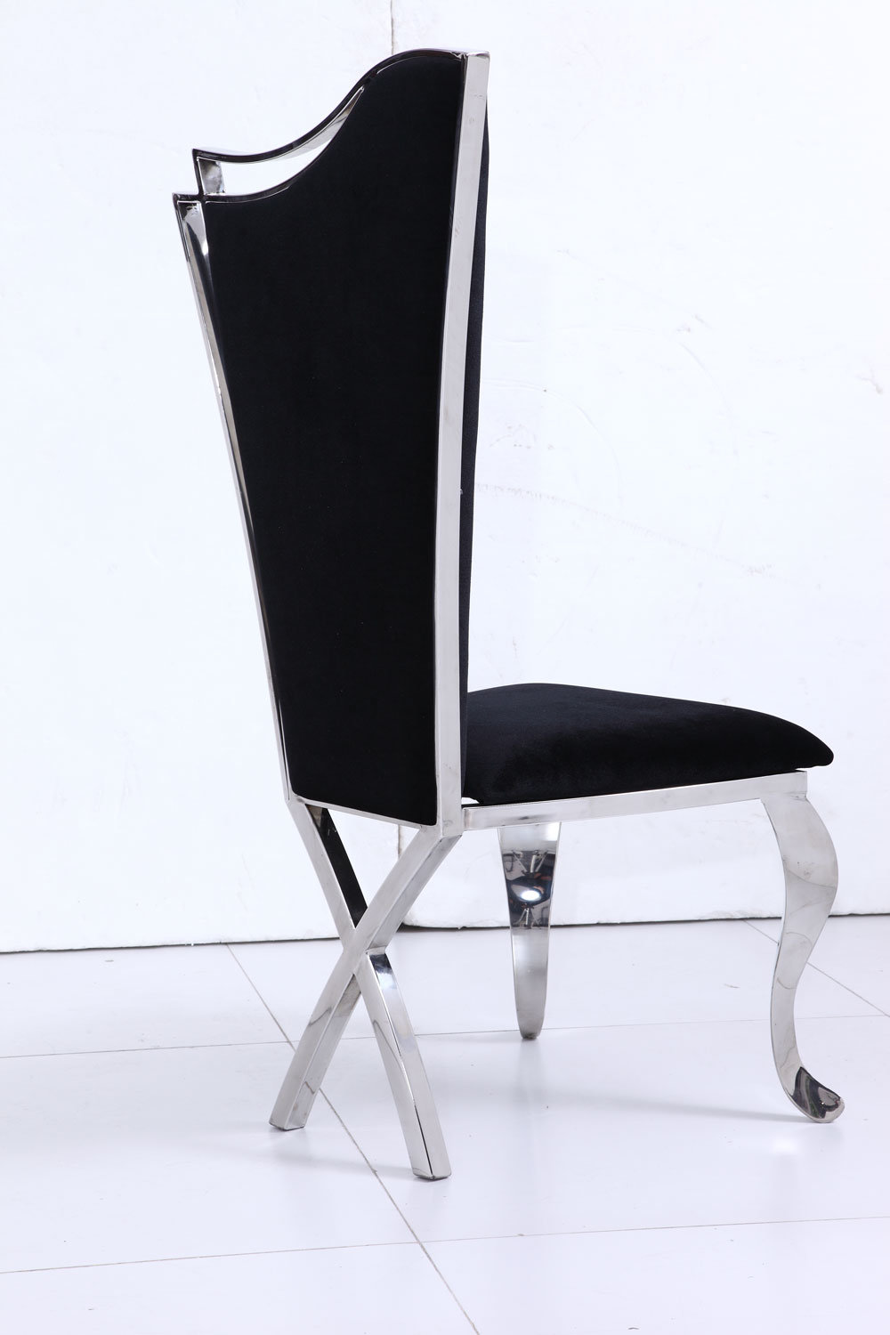 Hot Selling New Style Stainless Steel Frame Dining Chair pictures & photos