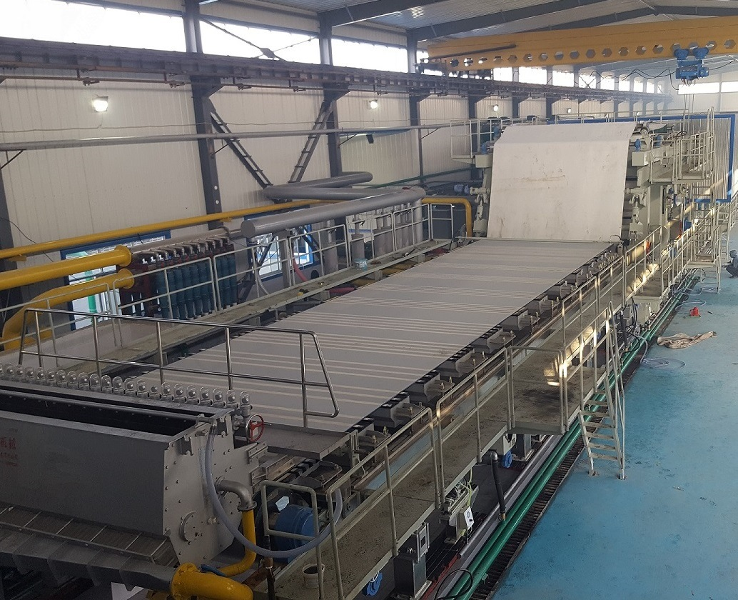 China Paper Production Machinery, Copy A4 Printing Paper Production Line Paper Recycling Machine Prices - China Cultural Paper Machine, Copy Paper Machine