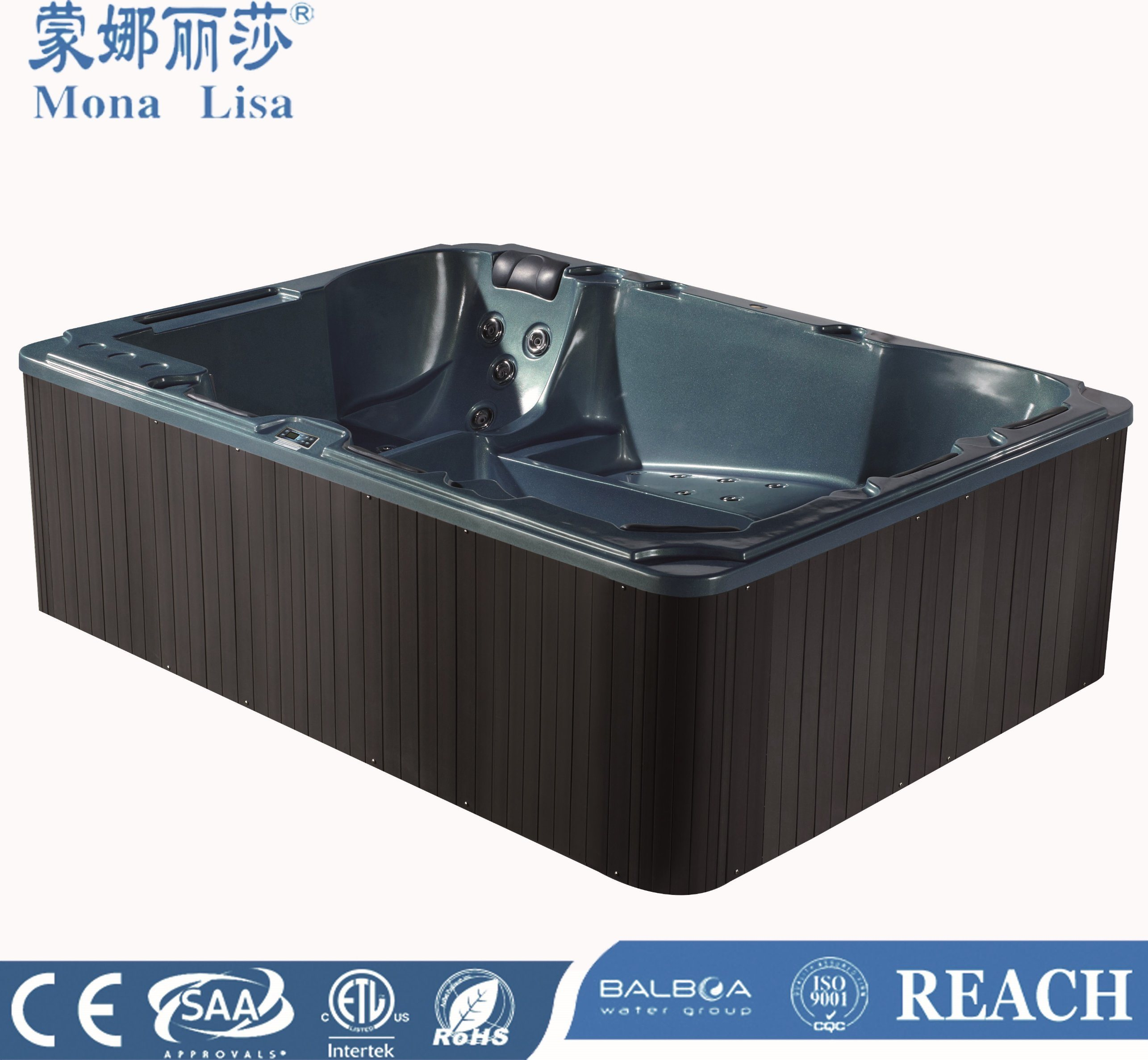 China Monalisa Family Use SPA Hot Tub with Balboa Control (M-3365 ...