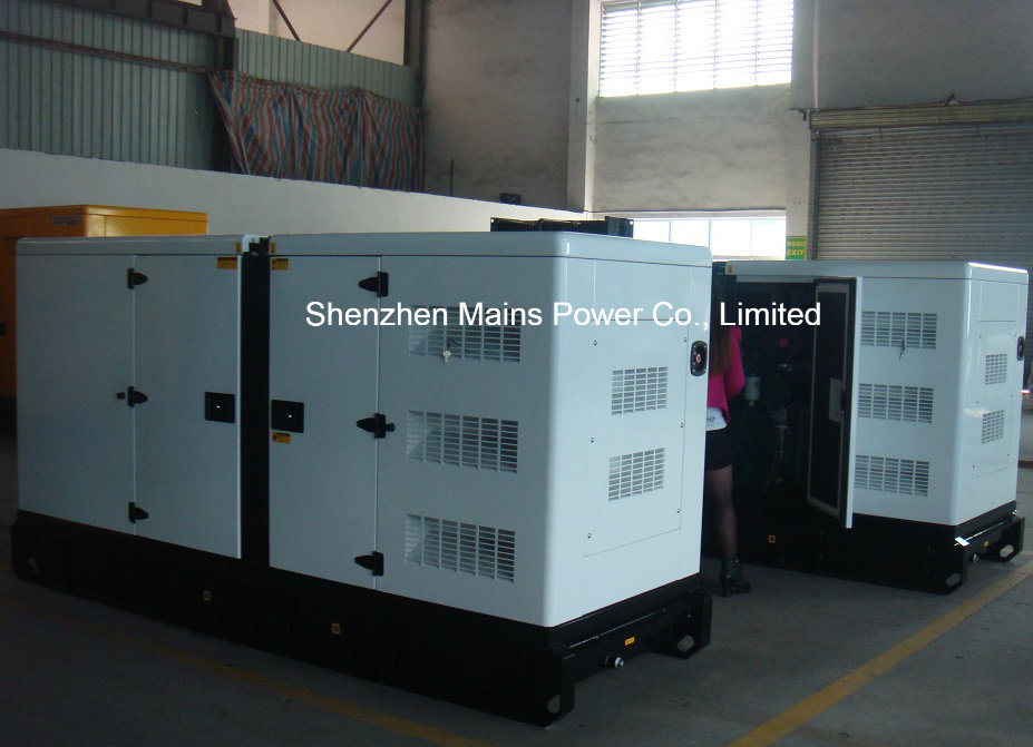 600kVA 480kw Cummins Soundproof Diesel Generator Standby 650kVA pictures & photos