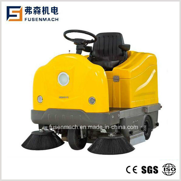 China Electric Floor Sweeper Fs 3 With Ce China Floor Sweeper