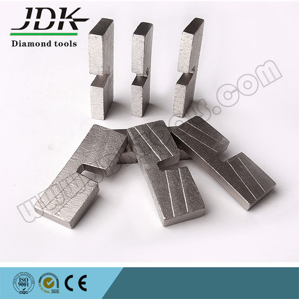 U Shape Diamond Segments for Granite pictures & photos