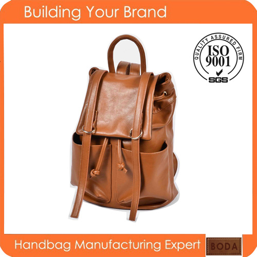 Designer Fashion PU Wholesale Backpacks (BDM102)