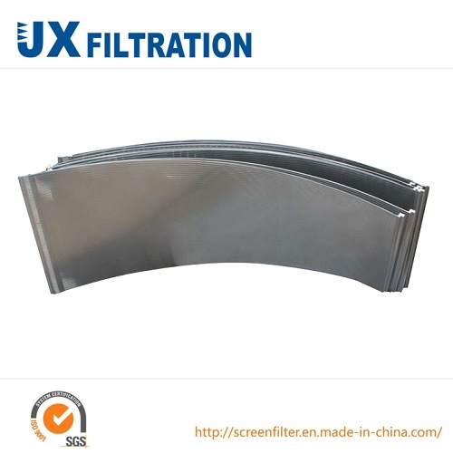 Stainless Steel Arc-Shape Screen Filter