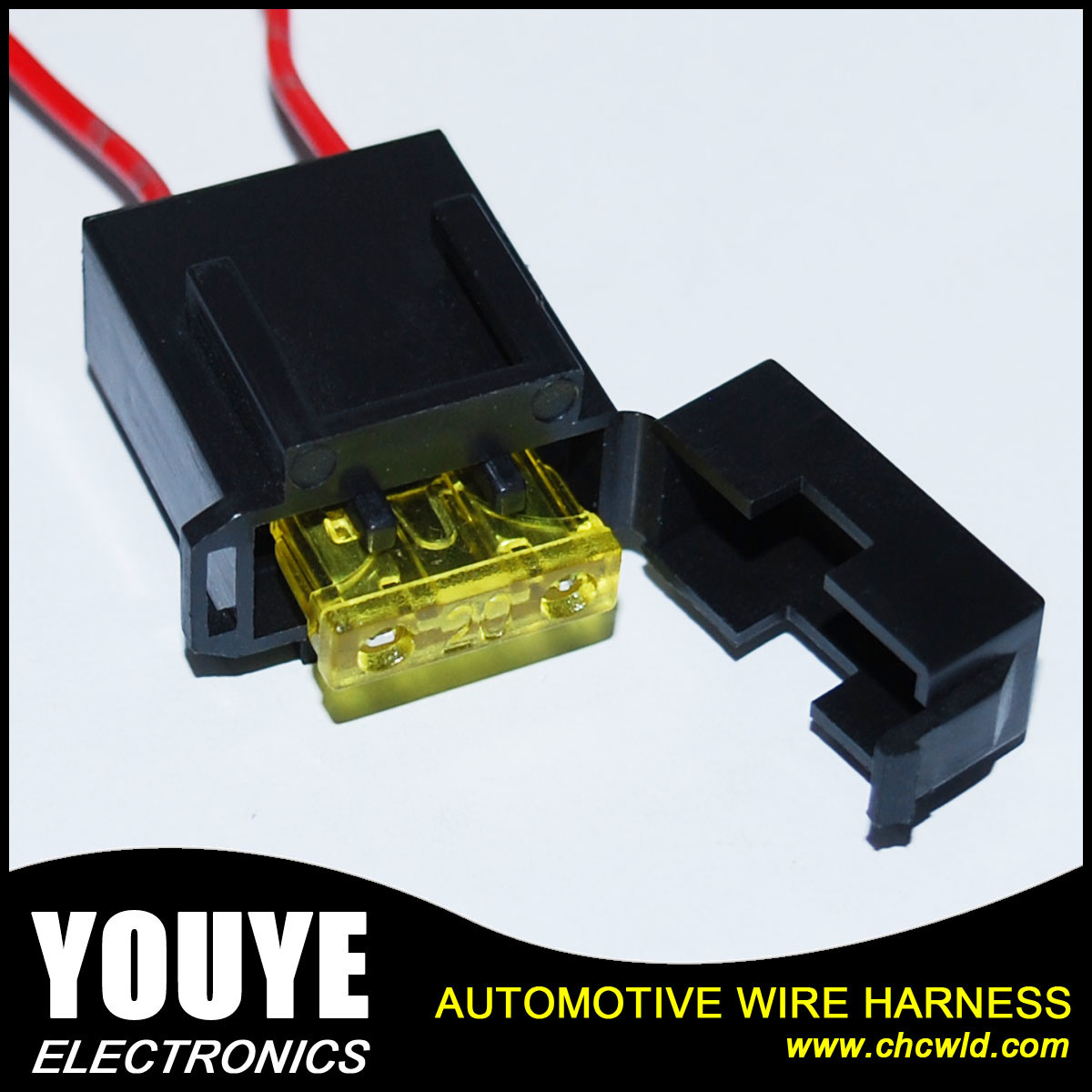 China Youye Automobile Copper Wire Harness Electronic Fuse Box Auto Wiring Chevrolet Cars Iso9001 Ts16949