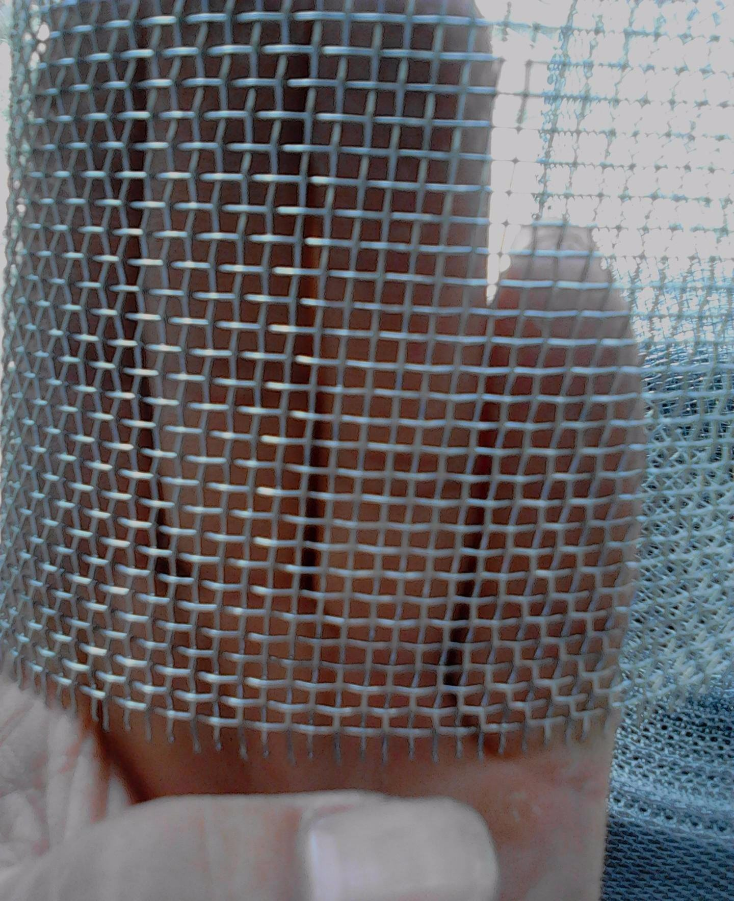 China 304 Stainless Steel Square Woven Wire Mesh Screening for Sand ...