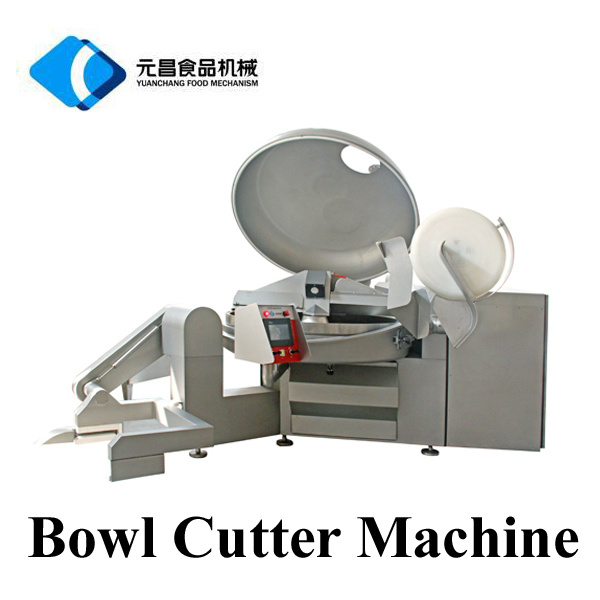 Stainless Steel Bowl Cutter Chopper Machine for Meat/Fruit/Vegetable/ Surimi/Cheese/Tofu/Pet Food