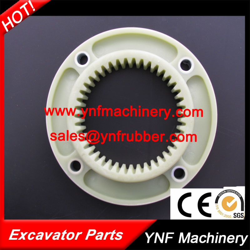 Bobcat Excavator Parts Flange Coupling for Compatial with Ktr 180-42