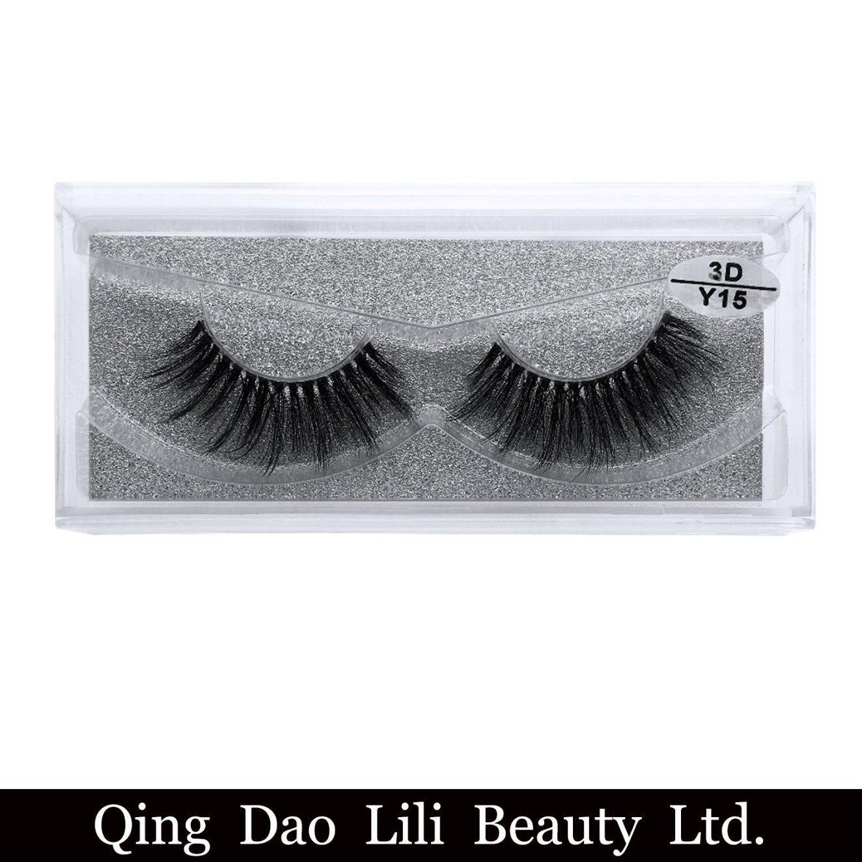 China Wholesale Private Label Eyelashes 3d Lashes False Eyelashes