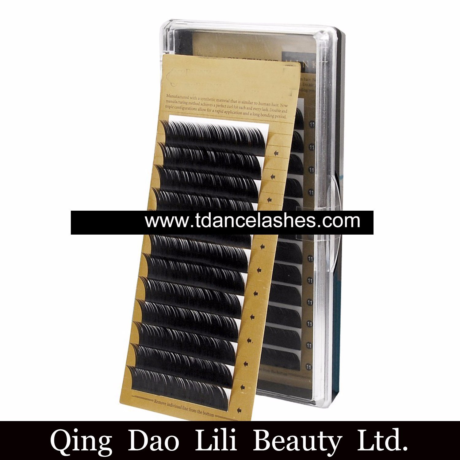 China Mink Lite Lash With Blink Lash Stylist Care Korean Eyelash