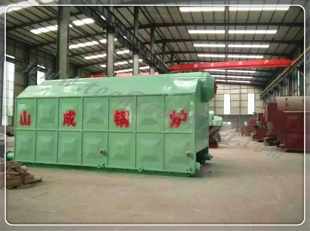 China Large Double Industrial Steam Boilers Price, Techtop ...