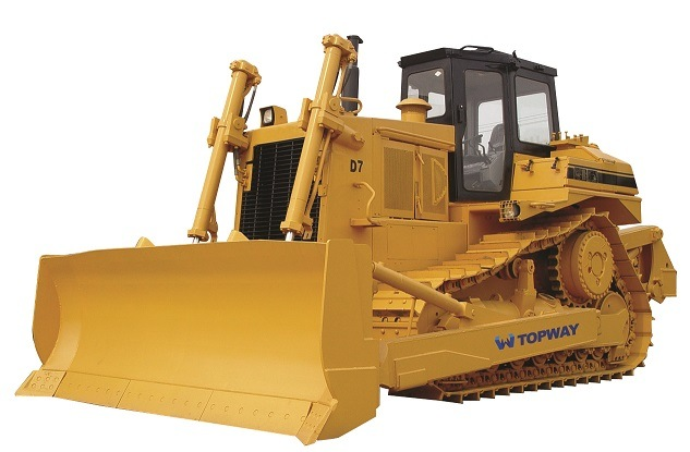 High Quality D6, D7, D8 Hydraulic Bulldozer, Dozer with Cummins Engine