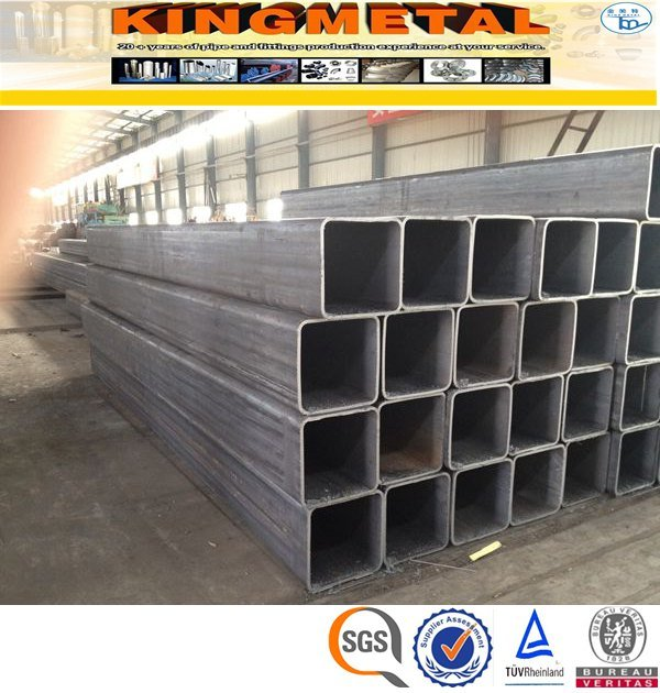 50X50 Q195 ERW Ms Square Pipe Tube Price pictures & photos