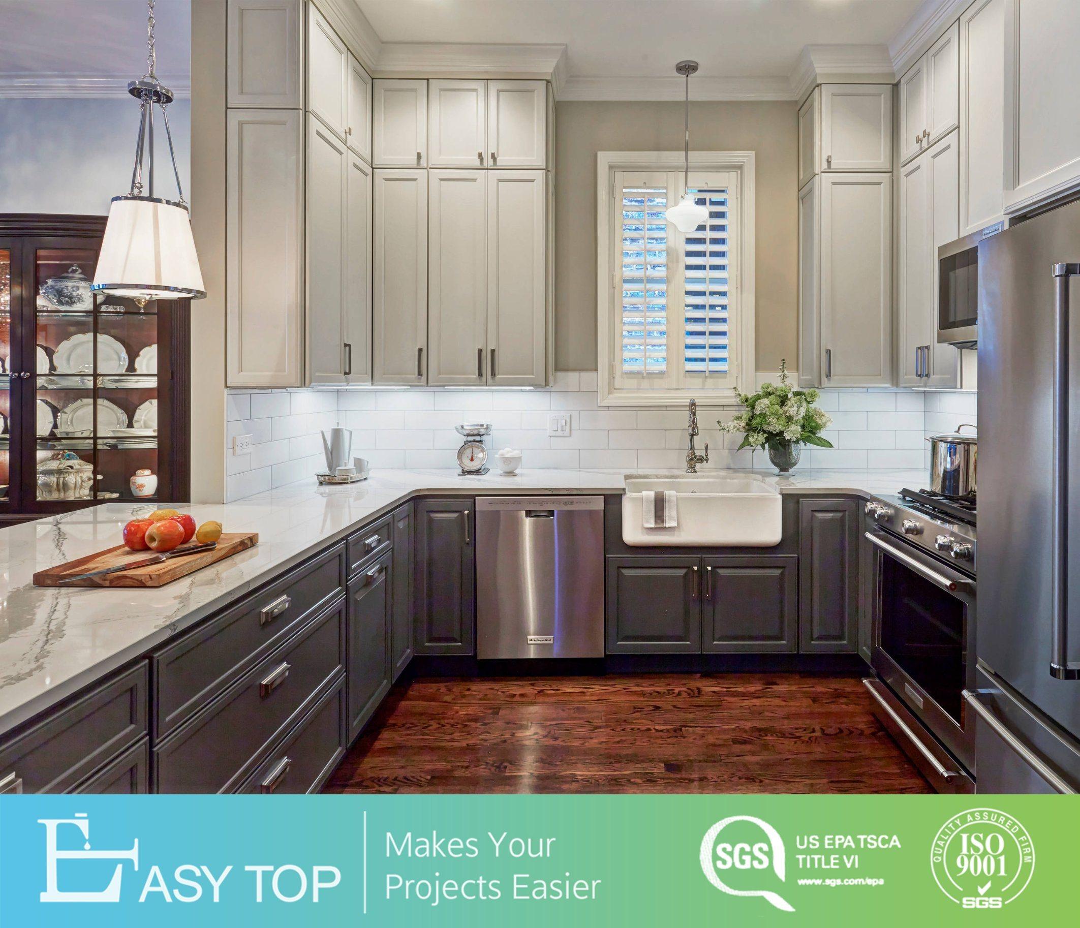 [Hot Item] All Kind of Style Full House Cabinets Custom Design Manufacturer  Kitchen Cabinet Foshan