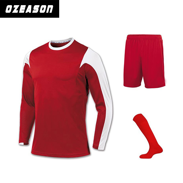 886c33b45 China High Quality 100% Polyester Soccer Jersey