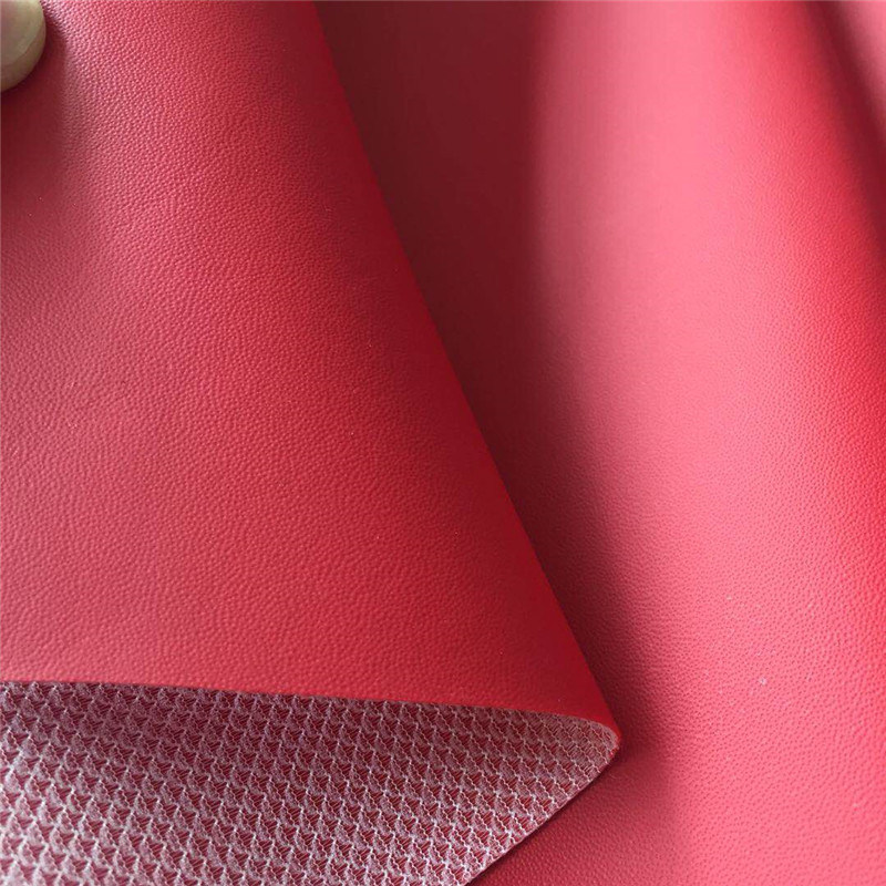China Needle Pattern Pvc Synthetic Leather For Lining Book Covering