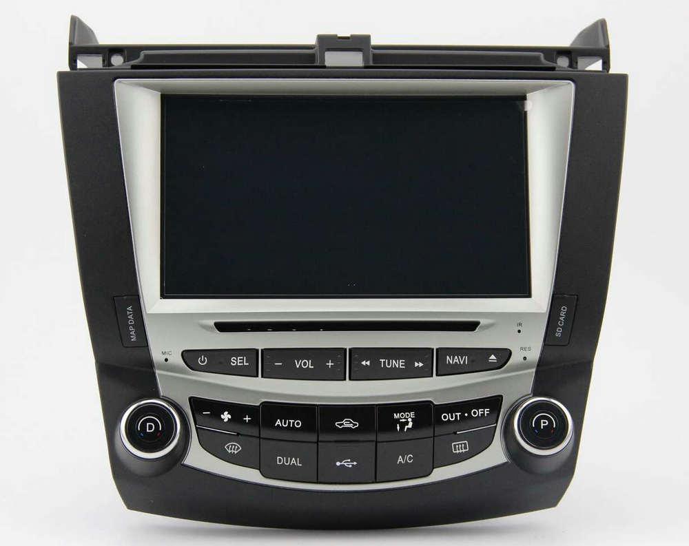 Autocardvdgps [hot item] auto car dvd gps radio for honda accord 2004-2007