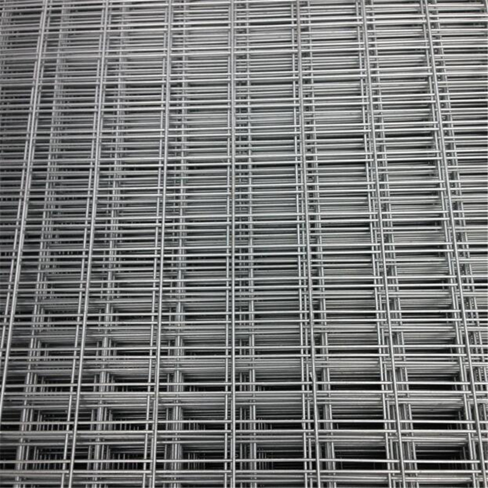 China Galvanized and PVC Coated Welded Wire Mesh Fence Panel Photos ...