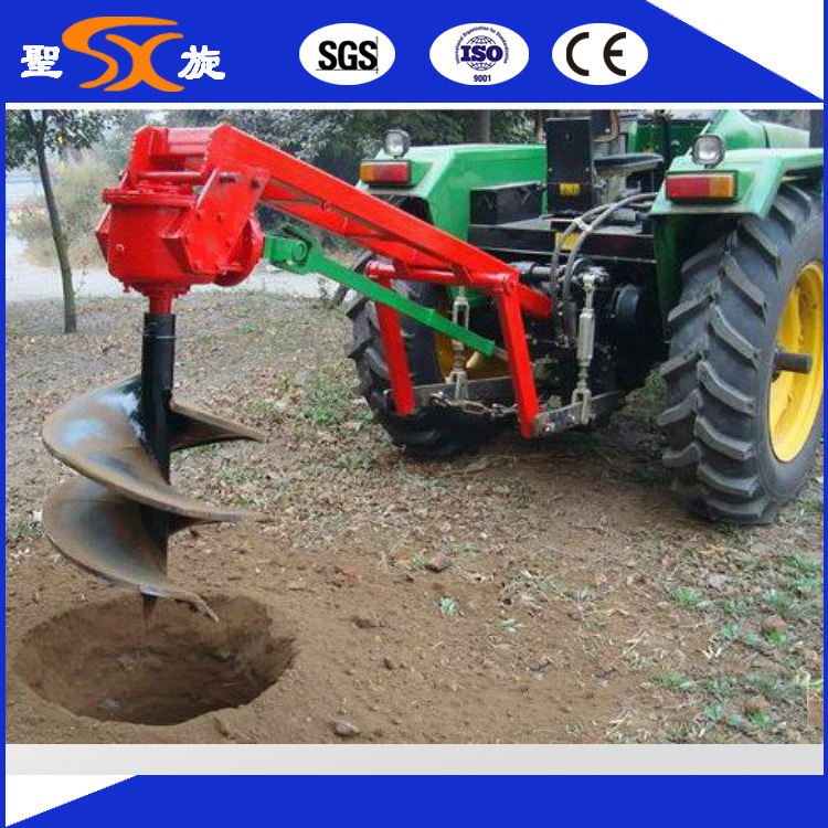 [Hot Item] Durable Tractor Pto Driven Back Hole Auger