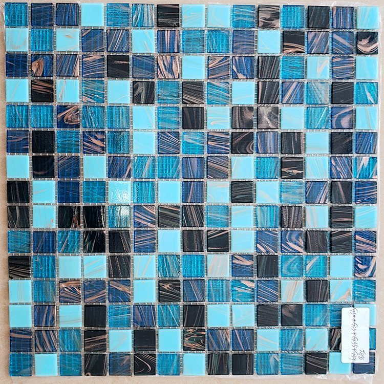[Hot Item] Blue Swimming Pool Tile Chinese Cheap Price