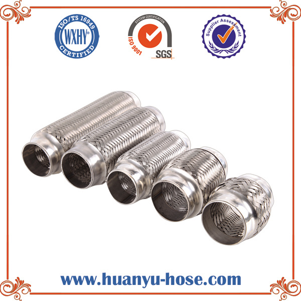Inner Braid Auto Exhaust Flexible Pipe