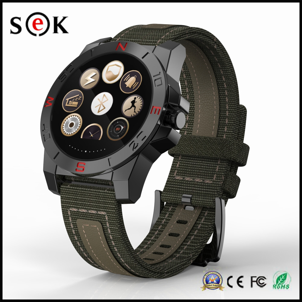 Waterproof Bluetooth 4.0 Sew18 Smart Watch for Ios and Android