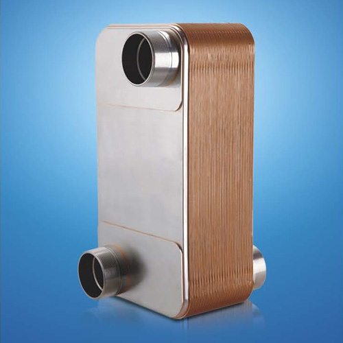 Copper Brazed Plate Heat Exchanger with UL, Ce
