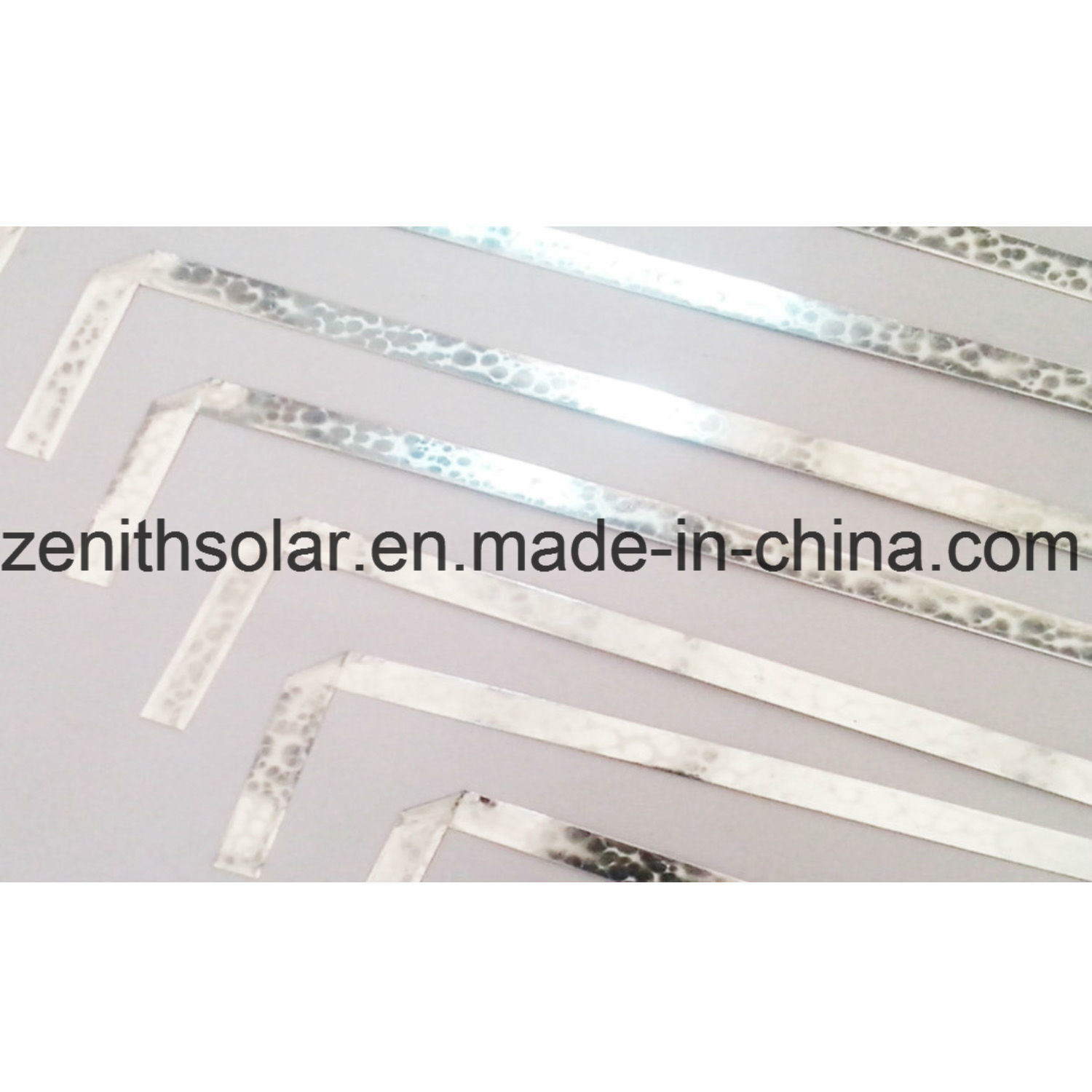 Solar Panel Bus Ribbon Forming Machine