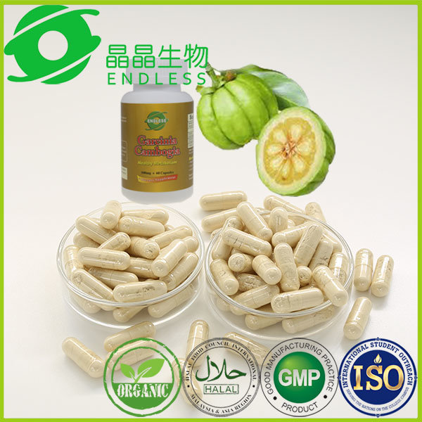 China Herbal Extract Capsule Garcinia Cambogia Fruit For Loss